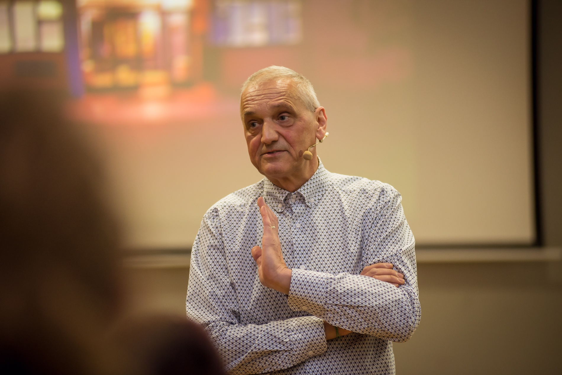 David Vávra - Firemní konference
