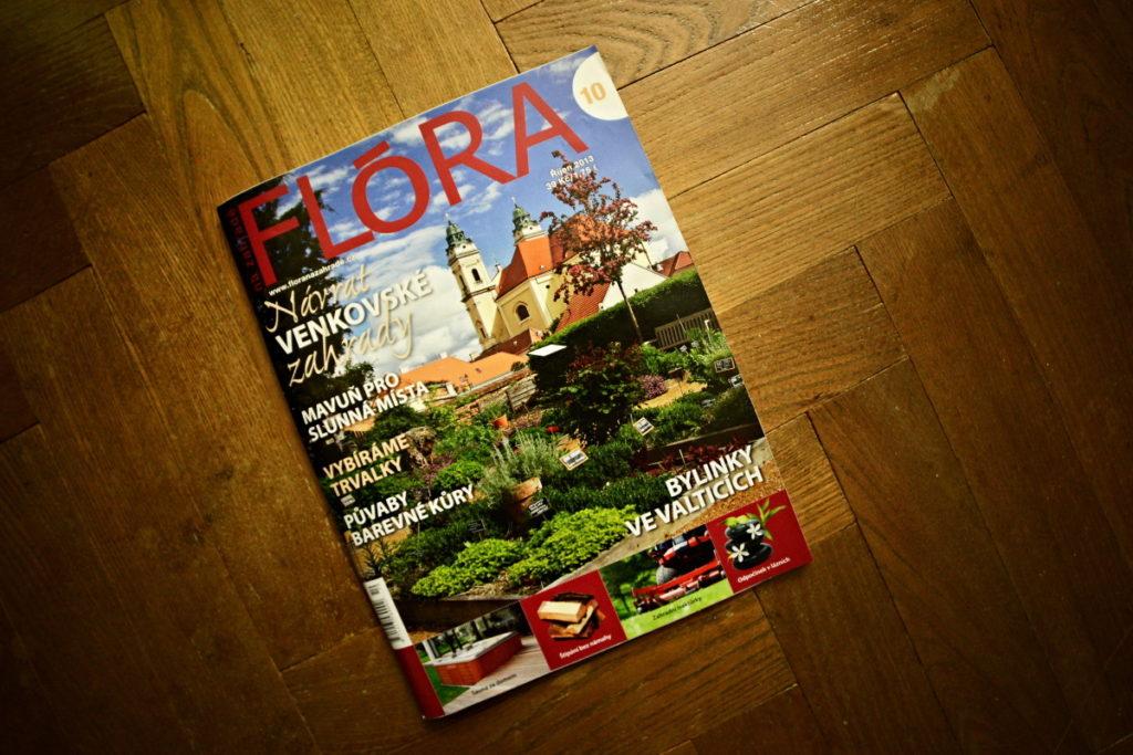 reference fotograf Brno - Flora
