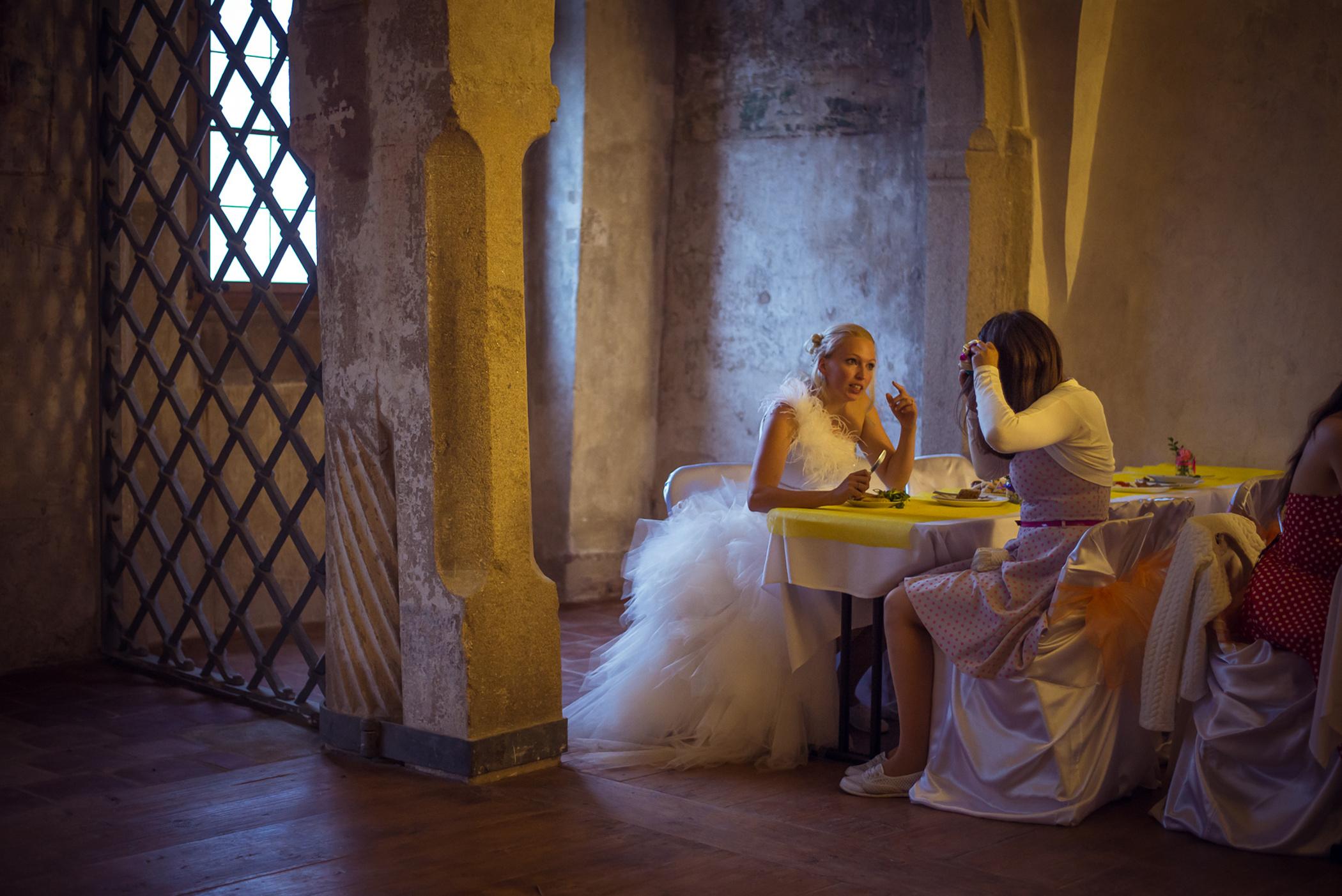Svatba na hradě Orlík
