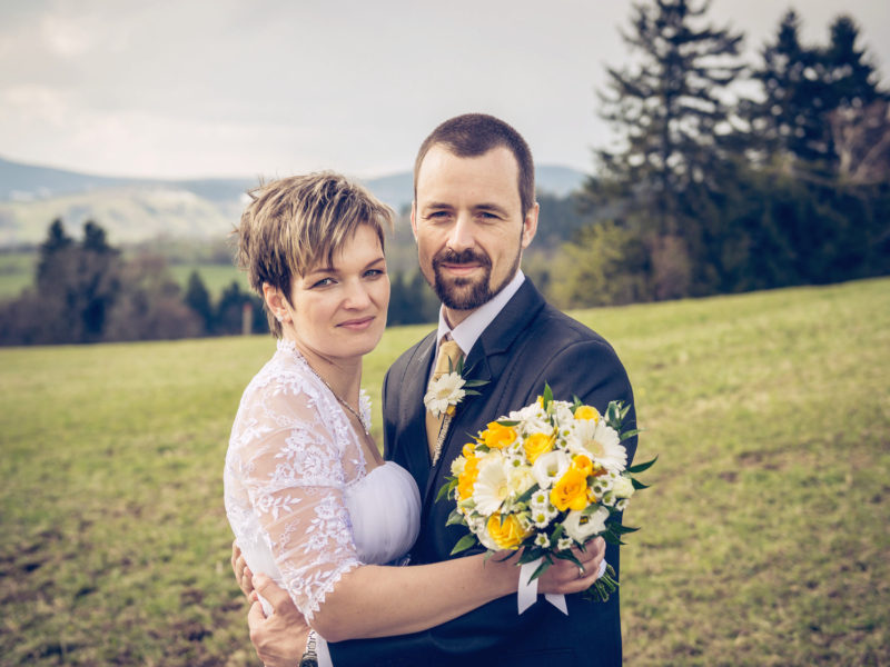 Svatba Sedláčkovi
