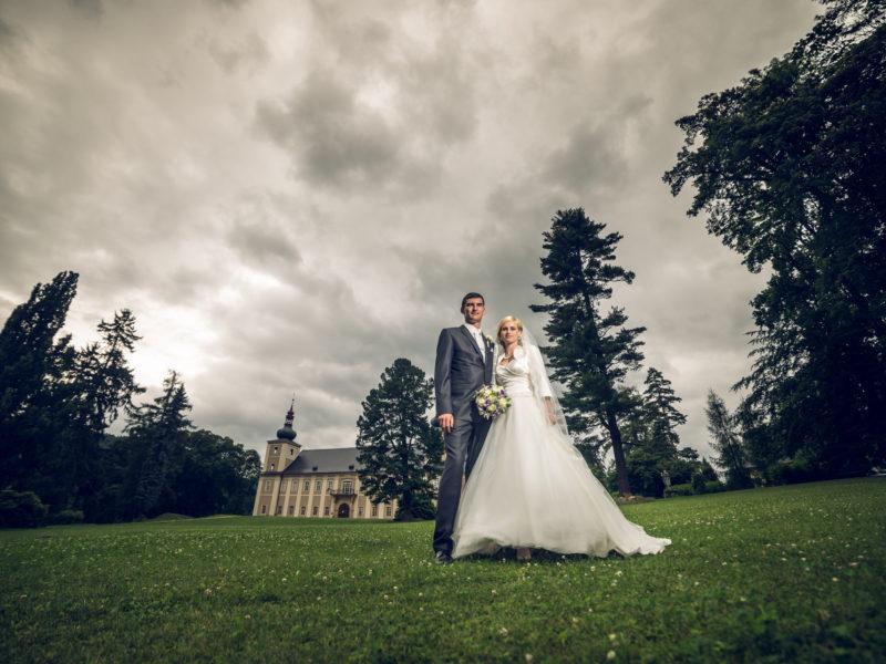 Svatba Velké Losiny - Petr a Dáša
