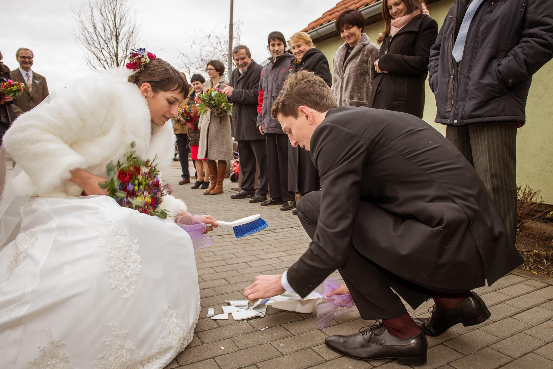 Svatba Petra a Darek - Vyškov u Brna