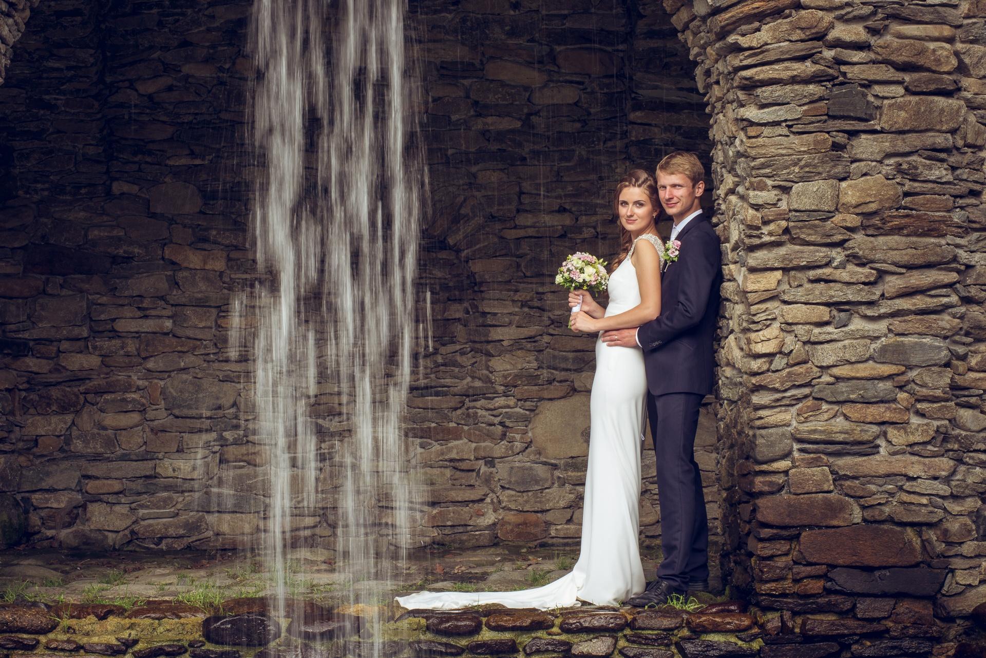 Luxusní svatba