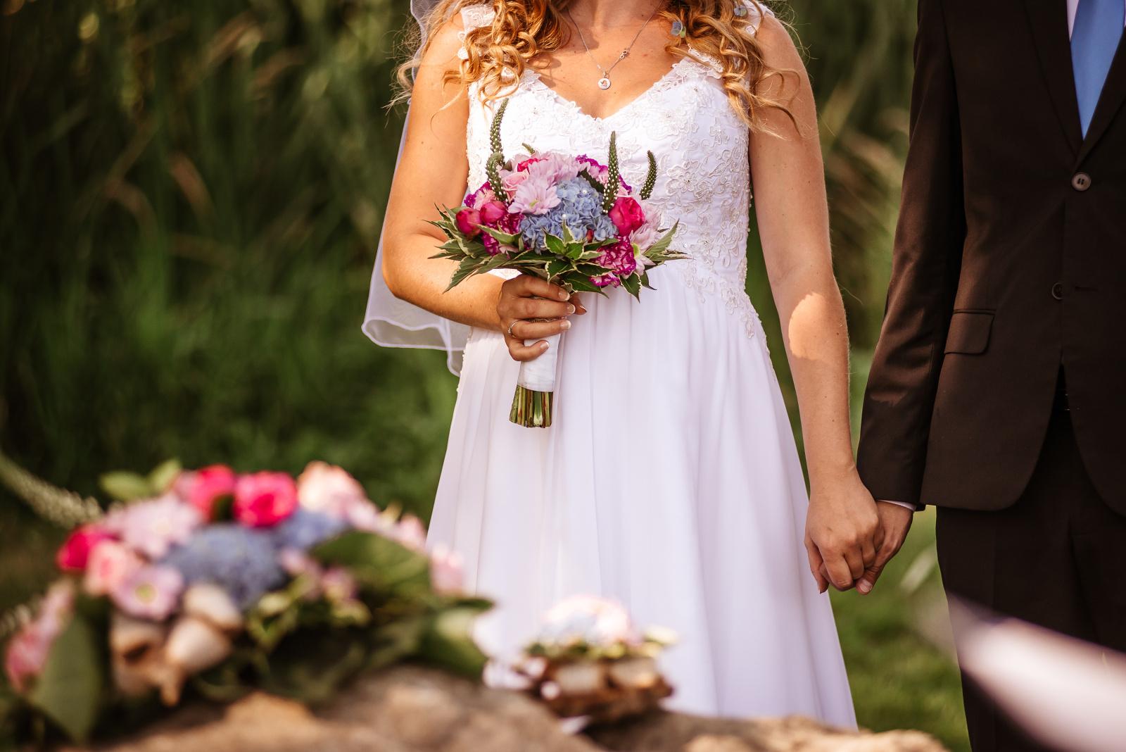 svatební fotograf - jen se pevně držte
