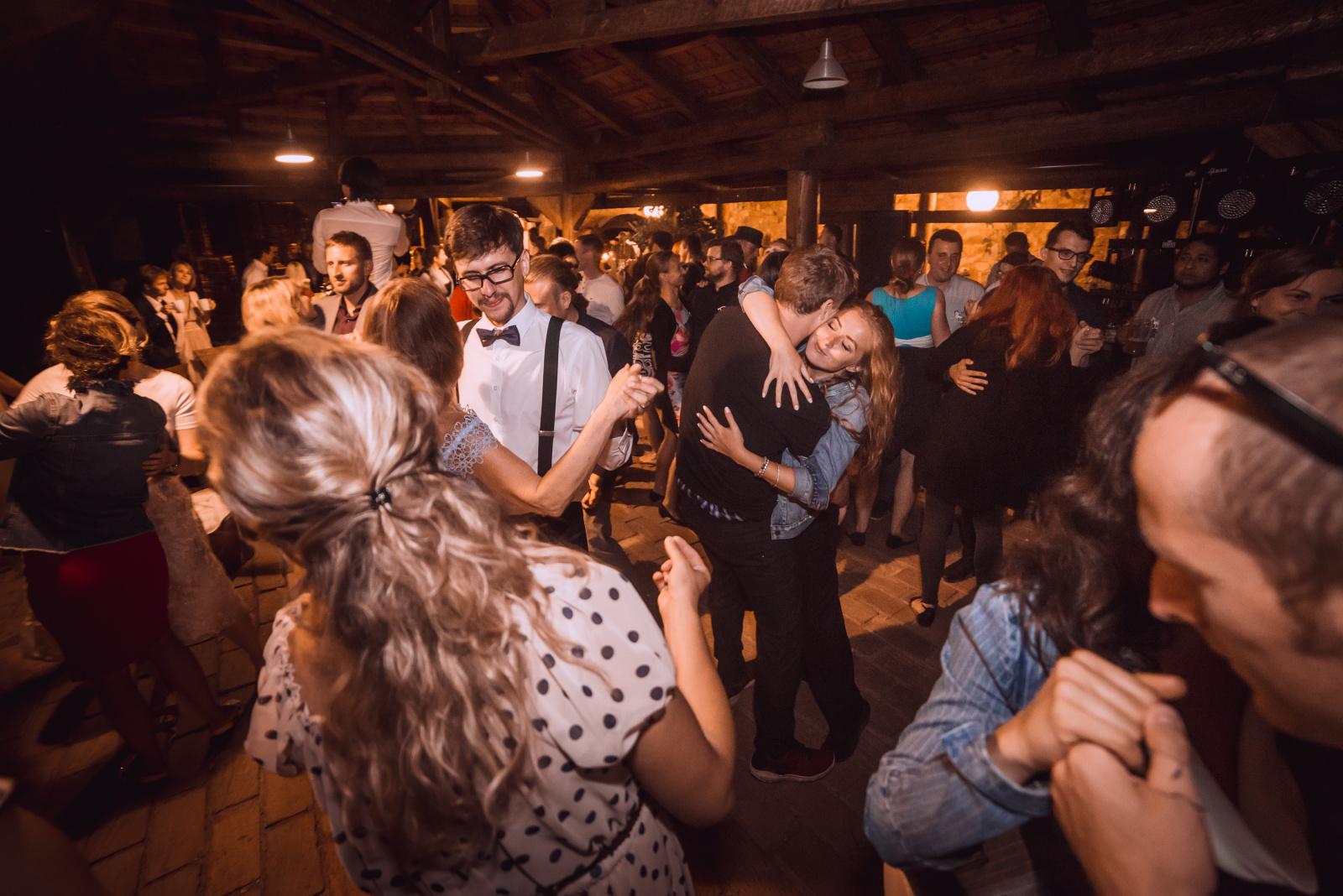 svatební tanec Mariana a Josef