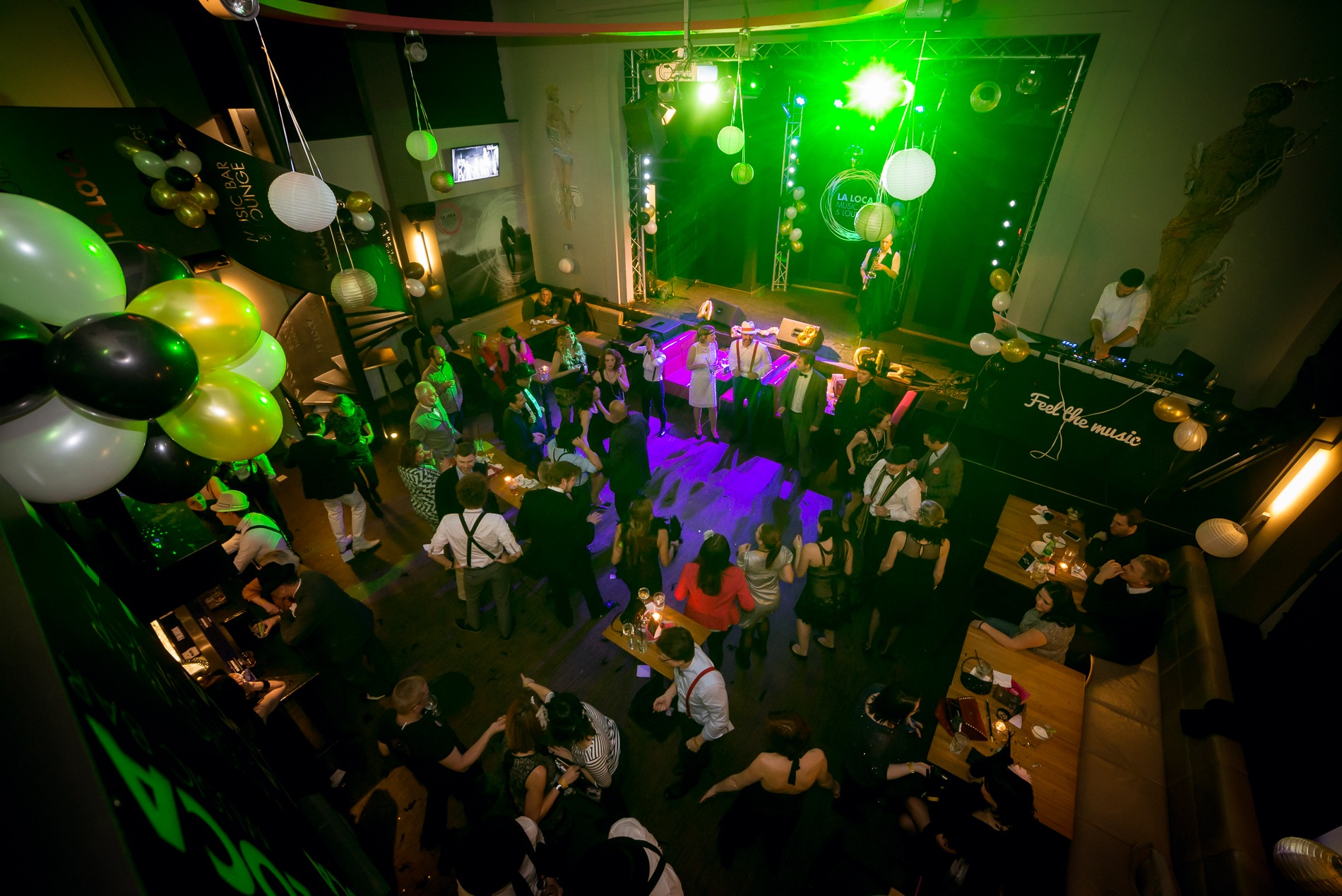 Firemní večírek IBM Praha - fotograf na firemní večírky
